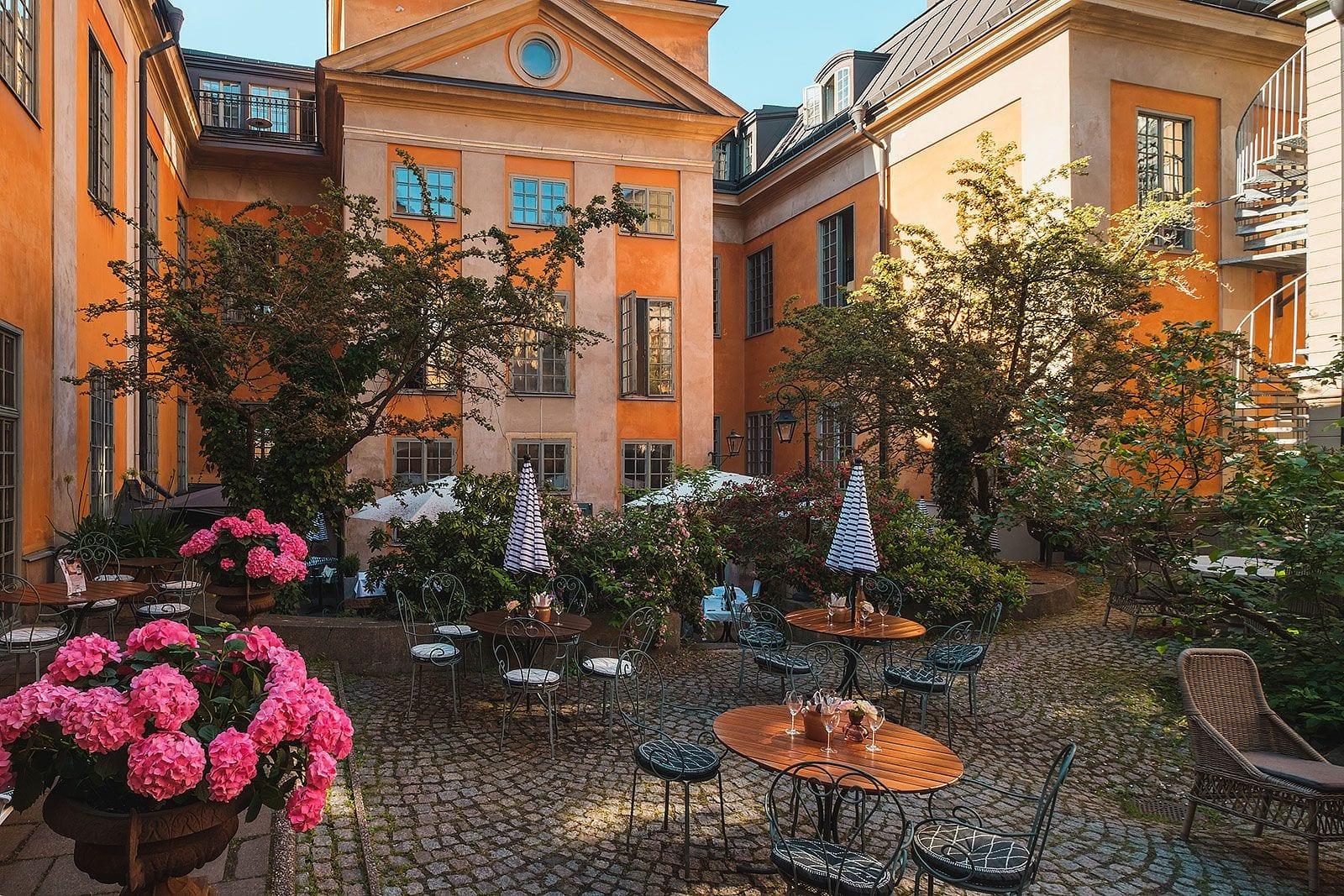 Innergårdsrenovering Stockholm